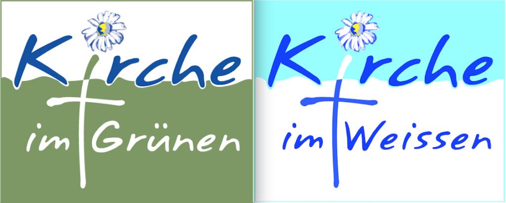 Kirche im Grünen / Kirche im Weissen