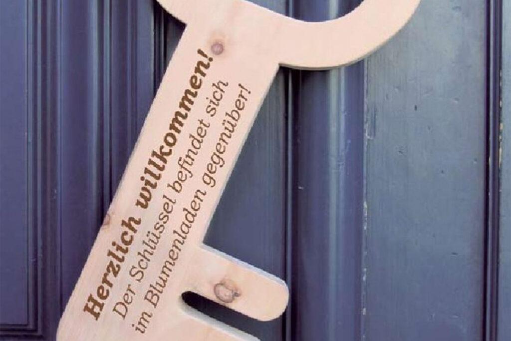 Verlässlich geöffnete Kirchentüren